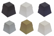 Pearlescent Shamford Wedding / Party Favour Boxes, Choose Colour - Choose QTY